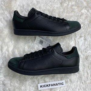 Adidas Stan Smith Shoes Core Black Triple Black